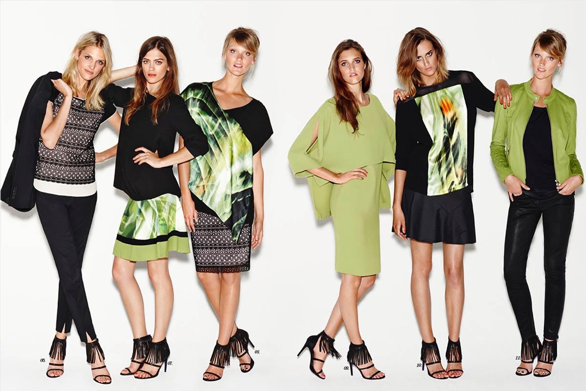 Модная Одежда 2015 Женская